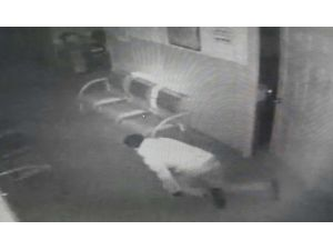Aile Hekimliğini Soyan Hırsız, 48 Saatte Yakalandı
