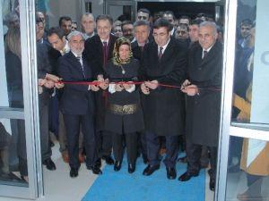 Kalkınma Bakanı Cevdet Yılmaz Elazığ'da