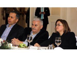 Ulaştırma Bakanı Yıldırım'ın Gaziantep Ziyareti