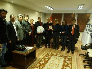 Erzurum Kent Konseyi'nden Vefa Hareketi