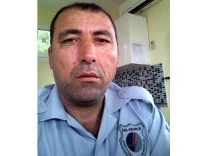 Tarsus'ta Özel Güvenlik Görevlisi Öldürüldü
