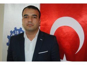 """Yumrukaya: """"Kahramanmaraş'ta 45 Bin Tekstil İşçisi Kredi Kartı Borçlusu"""""""