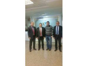 GMİS Yönetimi Ankara'da Ulupınar İle Bir Araya Geldi