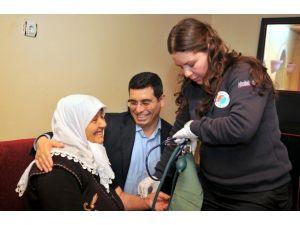 Kepez Belediyesi 60 Bin Yaşlı Hastaya Ulaştı