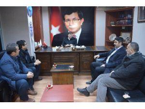 Diyarbakır'daki İslami STK'lardan Akar'a Ziyaret
