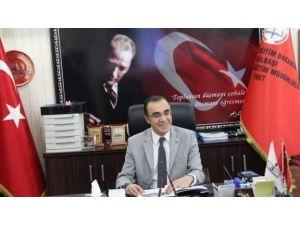 Milli Eğitim Müdürü Özdemir'den, Yarıyıl Tatili Mesajı