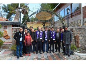 """Başkan Yardımcısı Avşar: Sporun Ve Sporcunun Her Zaman Yanındayız"""""""