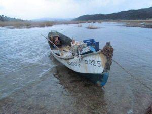 Beyşehir Gölü'nde Elektroşokla Ava Suçüstü