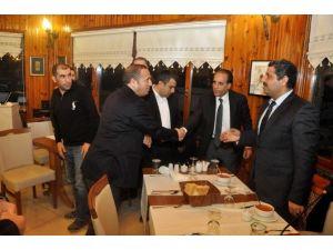 Başkan Toltar Dilovası Dimmer-der'e Konuk Oldu