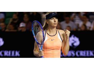 Mariya Sharapova, çeyrek finalde Serena Williams ile eşleşti