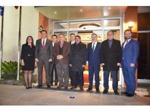 Başkan Çerçi'den Yoğun Haftasonu Mesaisi