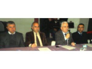 Esnaf Kefalet Kooperatifi Olağan Kongresi Yapıldı