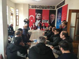 CHP'li Şahbaz: Mumcu, karanlık zihniyetlerin korkusuydu