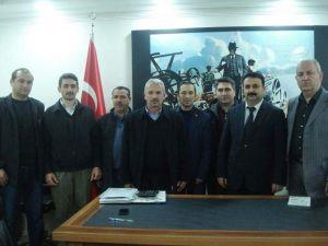 Solgun, Tokat'ta Üreticilerle Buluştu