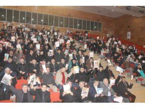 Afyonkarahisbar'da Gerçekleşen Semerkand 'Elçi' Programına Yoğun İlgi