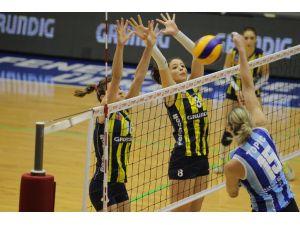 Fenerbahçe Grundig: 3 - Sarıyer Belediyesi: 0