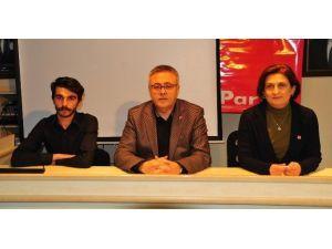 Uşak CHP İl Örgütü Uğur Mumcu'yu Andı