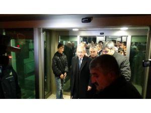 Elazığ'a gelen Kılıçdaroğlu, karayolu ile Tunceli'ye geçti