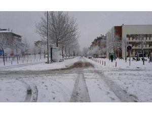 Pazarcıya Kar Engeli