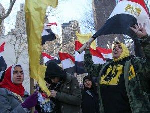 Mısır devriminin 5'inci yıl dönümü