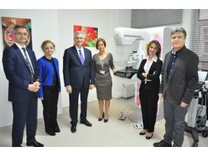 Balcalı'ya Son Sistem Mamografi Cihazı