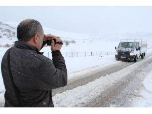 Siirt'te 90 Köy Yolu Ulaşıma Kapandı