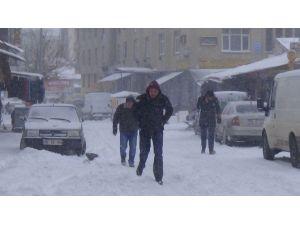 Kars'ta Tipi Hayatı Felç Etti