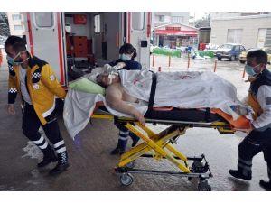 170 Kiloluk Kadın Obezite Ambulansıyla Hastaneye Kaldırıldı