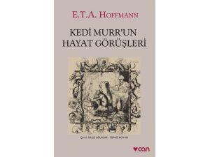 Hoffman'ın 'Kedi Murr'un Hayat Görüşleri' kitabı raflarda