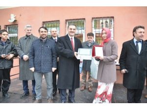 Gemlik Anadolu İmam Hatip'in Gurur Günü