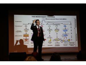 AGÜ'de 'Moleküler Biyoloji Ve Genetikte Güncel Konular' Sempozyumu