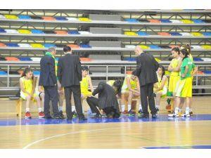 Msk Urfa İkinci Yarıya Galibiyetle Başladı