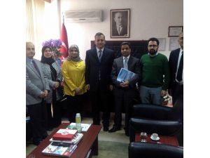 Bahreyn Krallığı'ndan ERÜ Hastaneleri'ne Nakil Hastası Gelecek