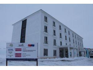 Patnos'ta Apart Otel Açılışı