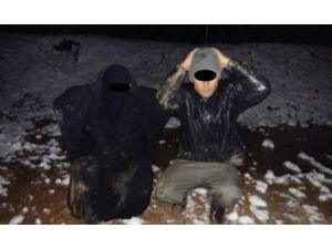 2'si Çocuk 4 IŞİD Militanı Yakalandı