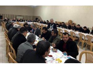 Beyşehir Protokolü Arabaşı Programında Bir Araya Geldi