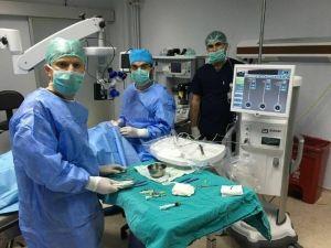 Suruç Devlet Hastanesinden Bir İlk