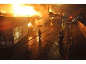 Başkent'te Geçen Yıl 10 Bin 249 Yangın Meydana Geldi