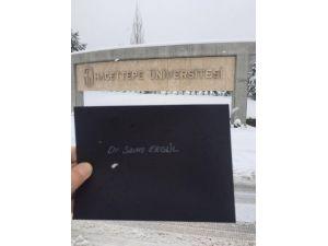 Üniversitelilerden İmzacı Akademisyenlere Siyah Zarf