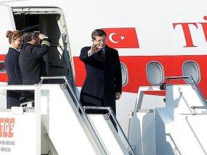 Başbakan Davutoğlu Suudi Arabistan'a gidecek