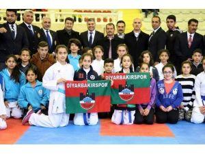 Diyarbekirsporlu Karateciler Madalya İle Döndü