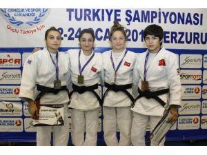 Kağıtsporlu Judocular 5 Türkiye Derecesiyle Döndü