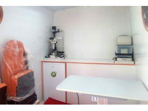 Mersin'de gezici sağlık tarama araçları hizmete giriyor