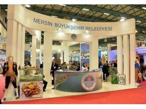 Mersin Büyükşehir Belediyesi EMITT Fuarı'na Hazırlanıyor
