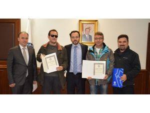 Eybis, Adnan Menderes Üniversitesi'nde De Hayata Geçirildi