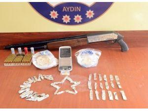 İncirliova'da Uyuşturcu Operasyonu: 5 Gözaltı