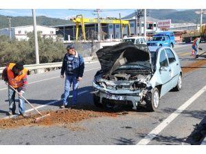 Muğla'da Trafik Kazası: 8 Yaralı