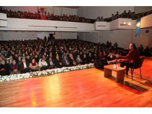 Odunpazarı Cengiz Özkan'ı Ağırladı