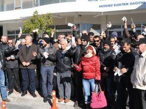 Alanya'da Vatandaşın Fatura Tepkisi