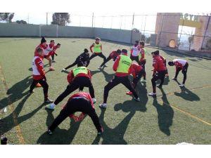 Adanaspor, Nazilli Belediyespor Maçının Hazırlıklarını Tamamladı